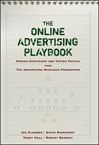 The Online Advertising Playbook: Proven Strategies and Tested Tactics from the Advertising Research Foundation-cover