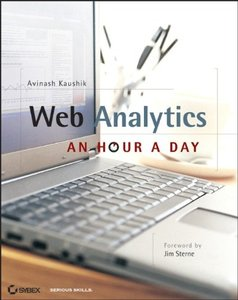 Web Analytics: An Hour a Day-cover
