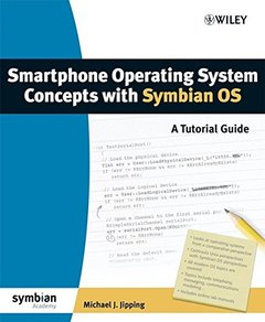 Smartphone Operating System Concepts with Symbian OS: A Tutorial Guide (Paperback)-cover