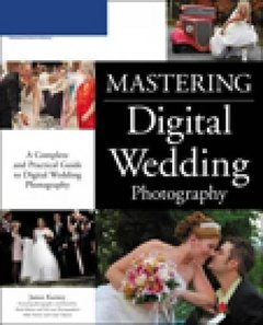 Mastering Digital Wedding Photography (Paperback)-cover