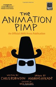 The Animation Pimp: AWN Official Guide-cover