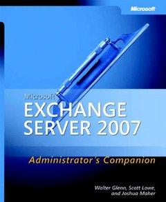 Microsoft  Exchange Server 2007 Administrator's Companion-cover