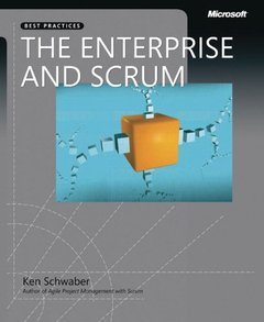 The Enterprise and Scrum (Paperback)-cover