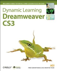 Dynamic Learning Dreamweaver CS3-cover