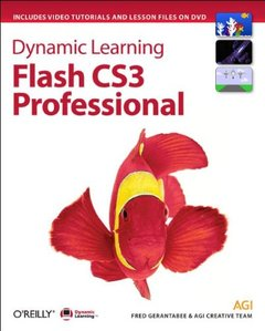Dynamic Learning Flash CS3 (Paperback)-cover
