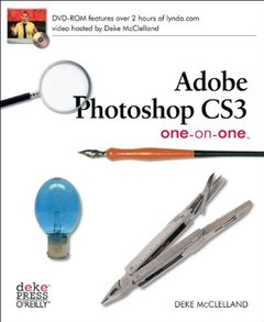 Photoshop CS3 One-On-One-cover