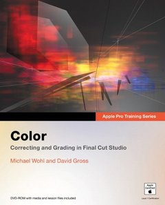 Apple Pro Training Series: Color (Paperback)-cover