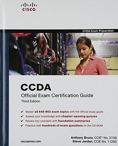 CCDA Official Exam Certification Guide, 3/e-cover