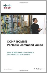 CCNP BCMSN Portable Command Guide-cover