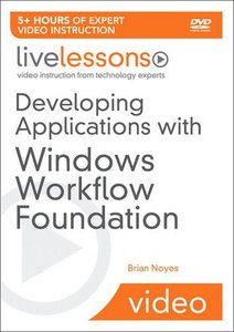 Developing Applications with Windows Workflow Foundation-cover