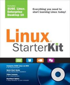 Linux Starter Kit, 2/e-cover