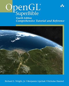 OpenGL SuperBible: Comprehensive Tutorial and Reference, 4/e-cover