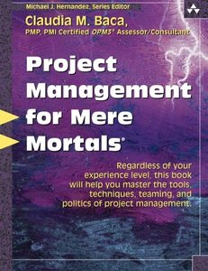 Project Management for Mere Mortals-cover