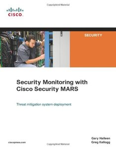 Security Monitoring with Cisco Security MARS-cover