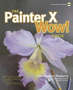 The Painter X Wow! Book (Paperback)-cover