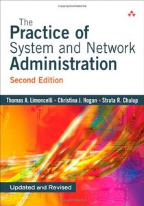 The Practice of System and Network Administration, 2/e (Paperback)-cover
