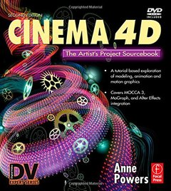 Cinema 4D: The Artist's Project Sourcebook, 2/e(Paperback)-cover
