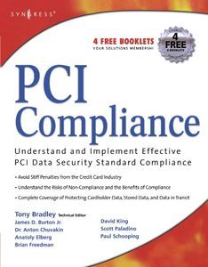 PCI Compliance: Understand and Implement Effective PCI Data Security Standard Compliance (Paperback)-cover