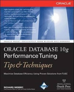 Oracle Database 10g Performance Tuning Tips & Techniques (Paperback)-cover