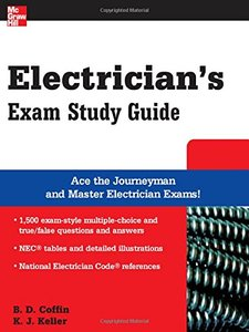 Electrician's Exam Study Guide-cover
