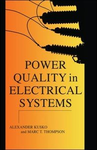 Power Quality in Electrical Systems-cover