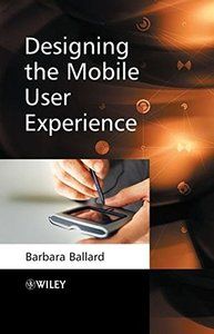 Designing the Mobile User Experience-cover