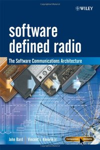 Software Defined Radio: The Software Communications Architecture-cover