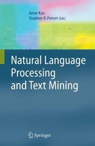 Natural Language Processing and Text Mining-cover