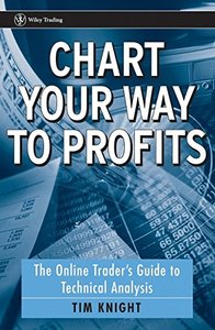 Chart Your Way To Profits: The Online Trader's Guide to Technical Analysis-cover