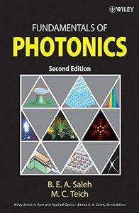Fundamentals of Photonics, 2/e(美國原版)-cover