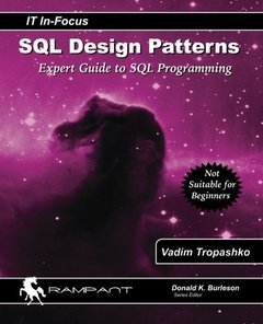 SQL Design Patterns: Expert Guide to SQL Programming-cover