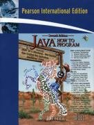 Java How to Program, 7/e(美國版ISBN: 0132222205)-cover
