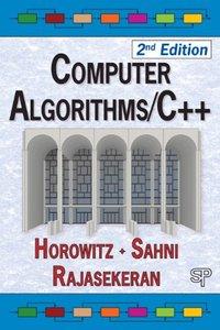Computer Algorithms / C++, 2/e (Paperback)-cover