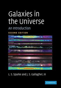 Galaxies in the Universe: An Introduction-cover