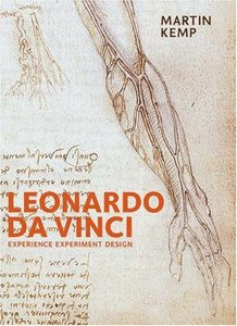 Leonardo da Vinci: Experience, Experiment, and Design-cover