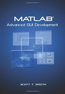 MATLAB Advanced GUI Development-cover