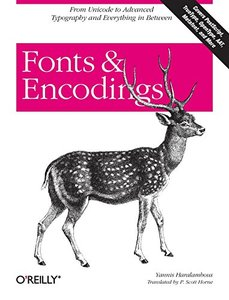 Fonts & Encodings-cover