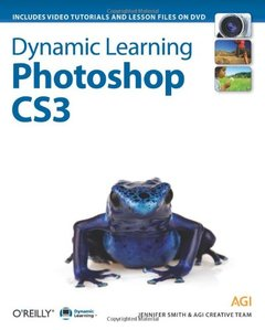 Dynamic Learning: Photoshop CS3-cover