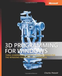 3D Programming for Windows-cover