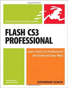 Flash CS3 Professional for Windows and Macintosh-cover
