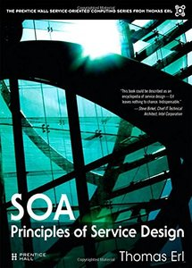 SOA: Principles of Service Design (Hardcover)-cover