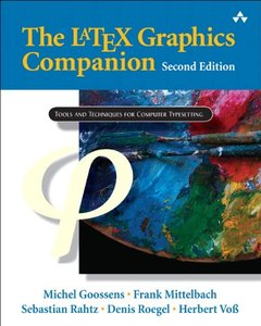 The LaTeX Graphics Companion, 2/e (Paperback)-cover