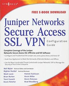 Juniper Networks Secure Access SSL VPN Configuration Guide (Paperback)-cover