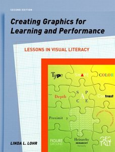 Creating Graphics for Learning and Performance: Lessons in Visual Literacy, 2/e-cover