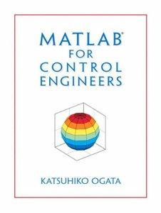MatLab for Control Engineers (Paperback)美國原版-cover