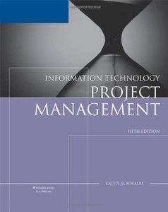 Information Technology Project Management, 5/e-cover
