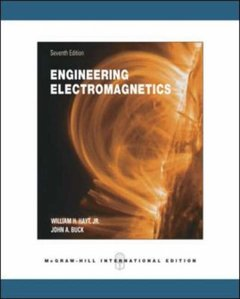 Engineering Electromagnetics, 7/e(美國版ISBN: 0073104639)-cover