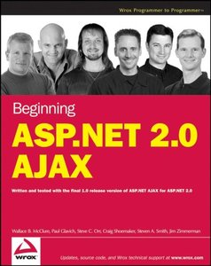 Beginning ASP.NET 2.0 AJAX (Paperback)-cover