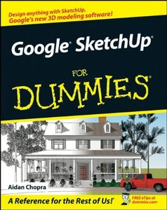 Google SketchUp For Dummies-cover