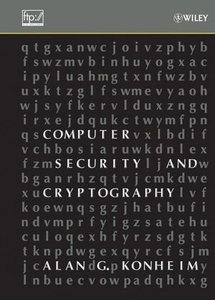 Computer Security and Cryptography-cover